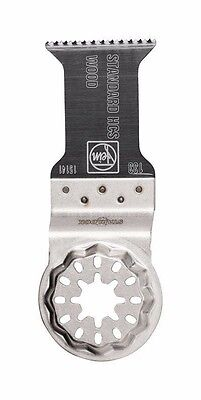 """FEIN MULTIMASTER MULTIMOUNT E-CUT SAW BLADES 1-3/8"""" WIDE 3 PACK MPN# 63502133270"""