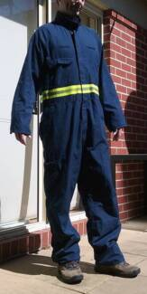 Fire Resistant $400 Nomex work coveralls for only $60 - as new