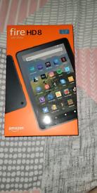 Amazon fire hd tablet 8 inch HD display 32 gb