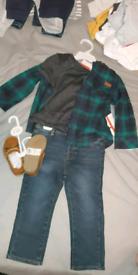 Designer baby boy clothing