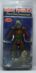 Iron Maiden Eddie The Final Frontier Figure