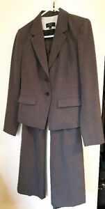RW&CO Brown Suit