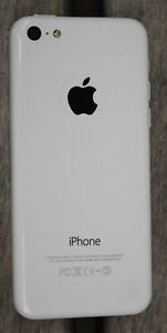 Apple iPhone 5c 16GB Bell Virgin White Stratford Kitchener Area image 8