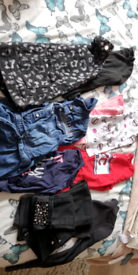 Girls clothes mixed bundle