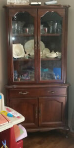 Antique Chint Cabinet by Gibbard