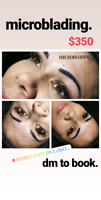 Microblading Semi-Permanent Brows