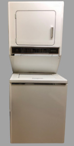 Maytag Heavy Duty Washer and Dryer stackable $360 only