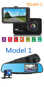 Dash cam Dual Lens 1080P Tax include, Local Store Available