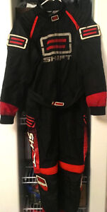 Shift Karting Gear (Suit, Neck guard, Rib Protector and Boots)