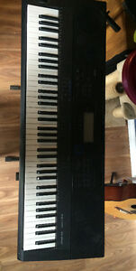 Casio WK-6500 with stand