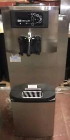 TAYLOR C708 PUMP FED SELF PASTEURISING ICE CREAM MACHINE. SINGLE PHASE