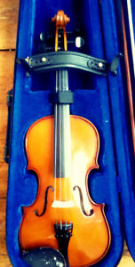 VIOLIN w/ Case and misc.