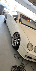 2003 Mercedes CL500 right hand drive *low km*