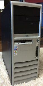 HP Compaq Desktop dc7600, Intel 3.20 GHz, 3 GB RAM, Windows 7