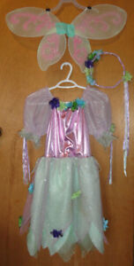 Forest Fairy Costume size 12