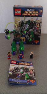 Lego 6862 Super Heroes Superman VS Power armor