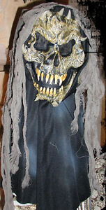 LOT 3   Several Halloween Masks Decoration