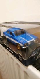 Fast & Furious - Ford Escort MK1 / Diecast Model Car 1:24