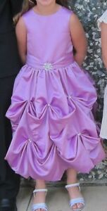 Special occasion dress - girls size 8 Strathcona County Edmonton Area image 2