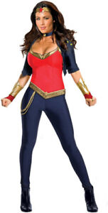 Wonder Woman costume + Size 7 Leather Boots