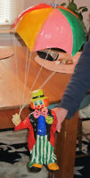 Hanging Clowns