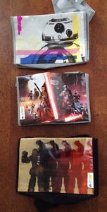 Star Wars Collectible Bags from Subway