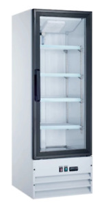 """Nella 22"""" Single Door Glass Cooler - only 3 months used!"""
