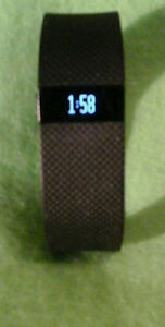 Fitbit Charge HR Black Size Small
