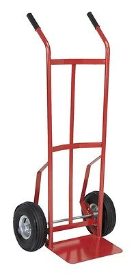 CST983 Sealey Sack Truck with Solid Tyres 150kg Capacity [Sack Trucks]