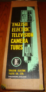 VINTAGE TELEVISION/BROADCAST COLLECTABLE WITH LOCAL CONNECTION