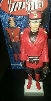 Robert Harrop Captain Scarlet Avalanche Limited Edition 191/ 250 Figure Boxed