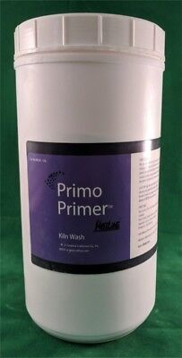 Primo Hotline Kiln Wash Shelf Primer for Glass Fusing & Casting Molds - 5 lb.