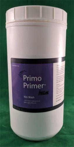 Primo Hotline Kiln Wash Shelf Primer for Glass Fusing & Casting Molds - 5 lb.