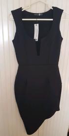 Brand new boohoo dresses both size 10