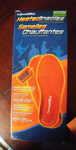 ThermaCELL's Original Heated Insoles
