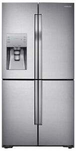 "36"" Samsung counter depth 4 door W&I ss Fridge $1899! as tor"