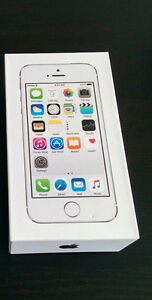 IPHONE 5S (16GB) LOCKED TO FIDO BRAND NEW CONDITION BARELY USED