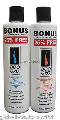 Doo Gro Moisturizing Shampoo (Doo Gro Moisturizing Gro Shampoo & Leave - In Gro Conditioner )