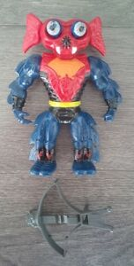 Vintage MOTU action figures and vehicles with box lot Rare