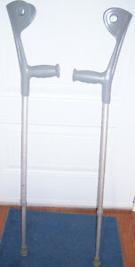 FORE ARM CRUTCHES,WALKERS and CANES