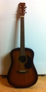 Hohner Acoustic Guitar Handcrafted in Indonesia