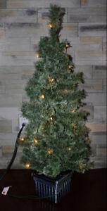 Sapin de Noel artificiel 42'' avec lumières