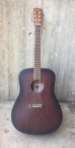 Lightly-used Tanglewood TWCR-D + soft case