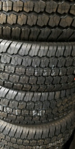 265 70 17 new tires, FREE installation