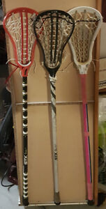 Girls Lacrosse Sticks & Shafts for sale