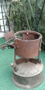 Antique Portable Camping Stove