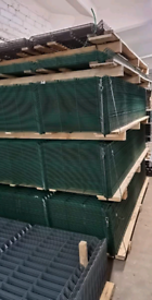 Fencing materials, fitting