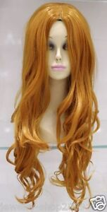 Title435-Cosplay-long-golden-Halve-Wavy-Women-Full-wigs