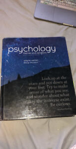 Psychology-themes and variations (4th cad ed. Weiten and McCann)