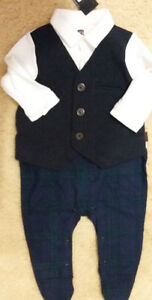 Marks and Spencer's Boy's Onesie